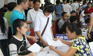 Điểm chuẩn ĐH Ngoại thương, Bách khoa Hà Nội, trường quân đội tăng 1-3 điểm