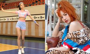 Sao Hàn 31/7: Na Eun khoe body đẹp miễn chê, Lisa mặt xinh như búp bê