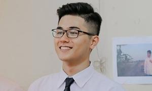 Chàng tân sinh viên ĐH Y có ngoại hình chuẩn soái ca khiến hội chị em 'truy tìm'