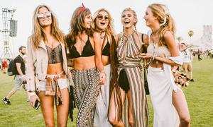 6 lễ hội âm nhạc đình đám thế giới quy tụ những cô nàng sành điệu nhất