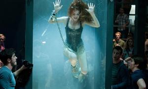 Nữ chính 'Now You See Me' suýt chết trước sự chứng kiến của cả đoàn phim
