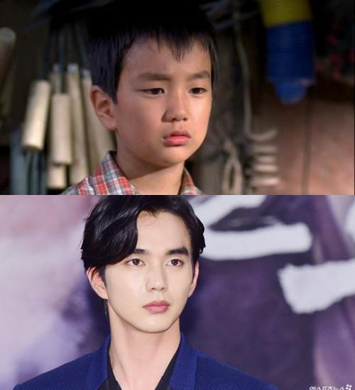 Yoo Seung Ho còn được mệnh danh là Em Trai Quốc Dân, tiểu So Ji Sub, Chàng trai đẹp không tì vết.