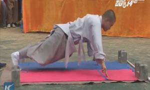 Mãn nhãn đại hội 72 tuyệt kỹ của Thiếu Lâm Tự Trung Quốc