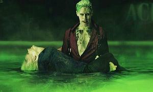 Cảnh phim ngôn tình bị 'ném đá' không thương tiếc trong 'Suicide Squad'
