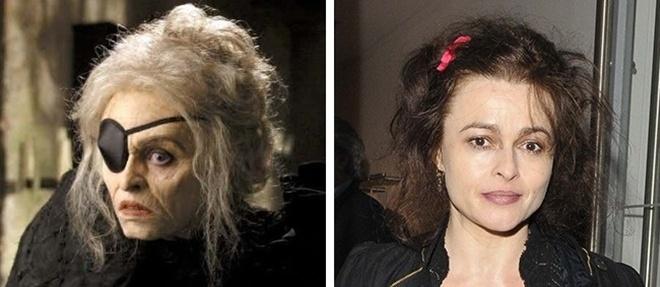 <p> Helena Bonham Carter - phù thủy phim <em>Big Fish</em></p>