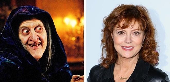<p> Susan Sarandon - Hoàng hậu Narissa phim <em>Enchanted</em></p>