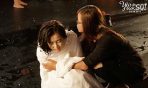 Ngô Kiến Huy: 'Nhã Phương tự cô lập với cả đoàn làm phim'