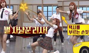 Lisa (Black Pink) gây náo loạn bằng điệu nhảy Thái Lan