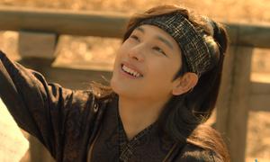 Loạt biểu cảm chứng minh diễn xuất đa dạng của Si Wan trong 'The King Loves'