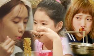 5 mỹ nhân xứng với danh hiệu 'thánh ăn' trên màn ảnh Hàn