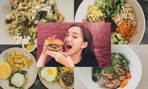 Kaity Nguyễn và tuyển tập những món ăn giữ dáng đáng học hỏi
