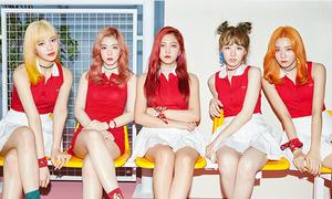 4 girlgroup mặc đồ nữ sinh xinh tươi nhất Kbiz