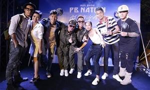 Giới underground Việt tụ hội chúc mừng nhóm PB Nation