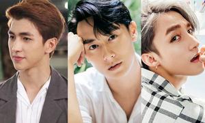 6 nam thần đẹp như sao Hàn giúp phim Việt tăng 'chỉ số nhan sắc'