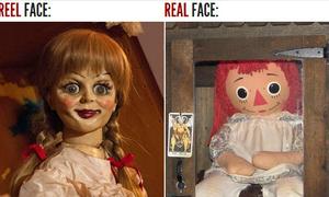 Những câu chuyện về búp bê ma Annabelle không có trên phim