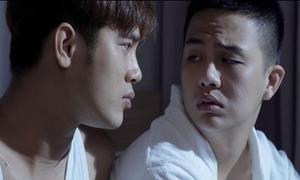 Duy Khánh đòi làm 'chuyện người lớn' trong phim đồng tính