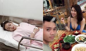 Sao Việt 16/8: Phương Trinh bị sốt xuất huyết, Phi Thanh Vân bị chê mặc vô duyên