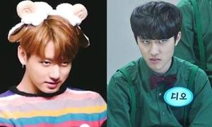 Idol Kpop kẻ dễ thương, người dễ sợ khi tức giận