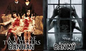 Những phim Hàn xuất sắc được Hollywood 'mượn' về làm lại