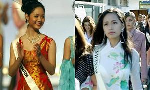 Trước Đỗ Mỹ Linh, đây là những Hoa hậu Việt Nam từng thi Miss World
