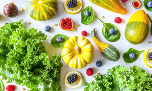 Thử thách tìm rau củ quả theo tiếng Anh