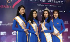 Nữ sinh 'sống thử' không được thi Hoa khôi sinh viên Việt Nam