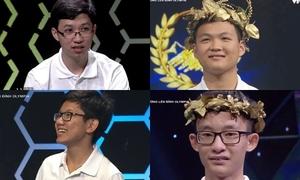 Chân dung 4 chàng trai 'càng chơi càng hay' vào chung kết Olympia