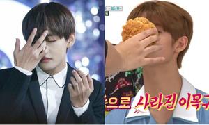 Loạt mỹ nam Hàn gây thích thú với gương mặt nhỏ như kẹo mút, chiếc bánh