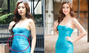 Vóc dáng thật của sao Việt khi ảnh chưa được 'tráng' photoshop