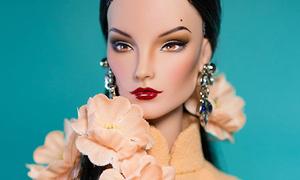 Búp bê Việt bị chê 'mặt ác' có thành tích cao tại Hoa hậu búp bê thế giới