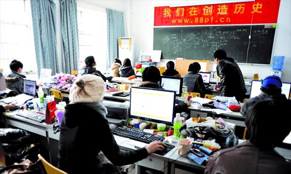 truong-hoc-trung-quoc-no-ro-chuyen-nganh-dao-tao-ngoi-sao-tren-internet-3