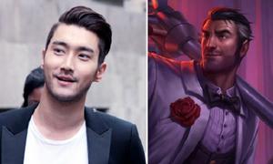 Top 11 sao Hàn có bề ngoài y hệt các vị tướng trong LOL