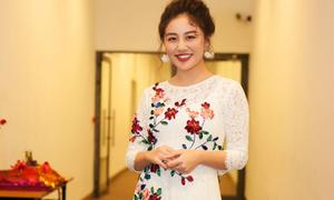 Văn Mai Hương suýt không được vào show Mr Đàm vì đến không báo trước