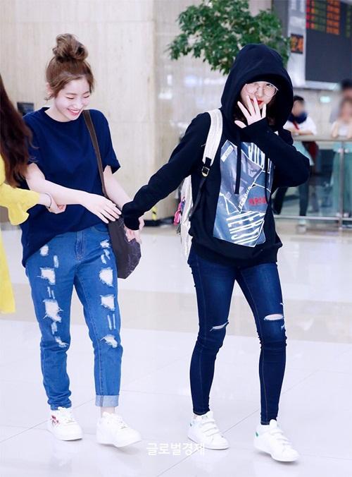 3-girl-group-dinh-dam-nhat-kpop-khoe-style-ca-tinh-o-san-bay-2