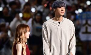11 mỹ nam có chiều cao 'khủng' nhất Kpop