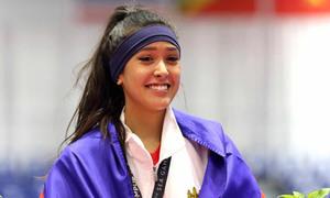 Hot girl Taekwondo cao 1m80 khiến anh em 'vừa yêu vừa sợ'