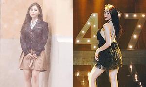 Sao Việt 29/8: Hương Tràm xinh như nữ sinh Hàn, Hòa Minzy mặc bốc lửa