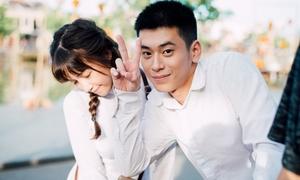 Sa Lim kể chuyện tình với 4 hot boy trong MV mới của Trung Quân