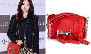 BST túi xách toàn giá 'trên trời' của 'đại gia' Na Eun