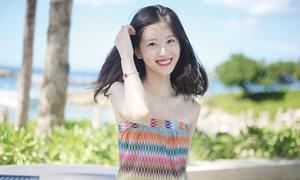 Vẻ đẹp thiên thần của nữ tỷ phú trẻ nhất Trung Quốc
