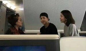 Song Hye Kyo và Song Joong Ki bị bắt gặp sang Mỹ chụp ảnh cưới