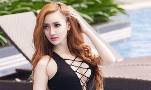 Bạn gái sexy của 'ông hoàng triệu view' Hồ Việt Trung