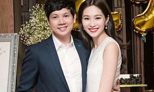 Hoa hậu Thu Thảo sắp lên xe hoa với bạn trai đại gia