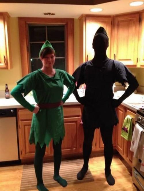 Peter Pan và cái bóng của anh chàng