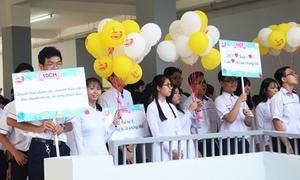 Teen Gia Định đón năm học mới ở 'nhà mới' khang trang