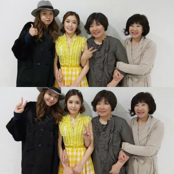 Mẹ của Soo Young (SNSD).