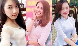 3 cô giáo khiến học trò muốn ngắm mãi trong ngày khai giảng vì quá xinh