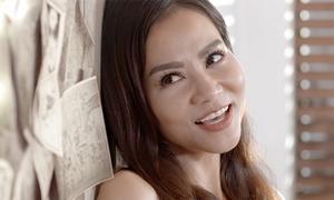 Thu Minh bất chấp hát nhạc phim dù viêm họng nặng