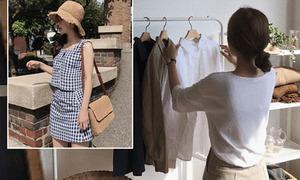 3 từ khóa khi chọn đồ để được khen 'mặc đẹp như Hàn Quốc'
