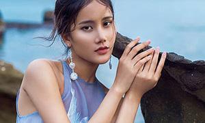 Hương Ly gia nhập hội 'quán quân Next Top' thi Hoa hậu Hoàn vũ 2017